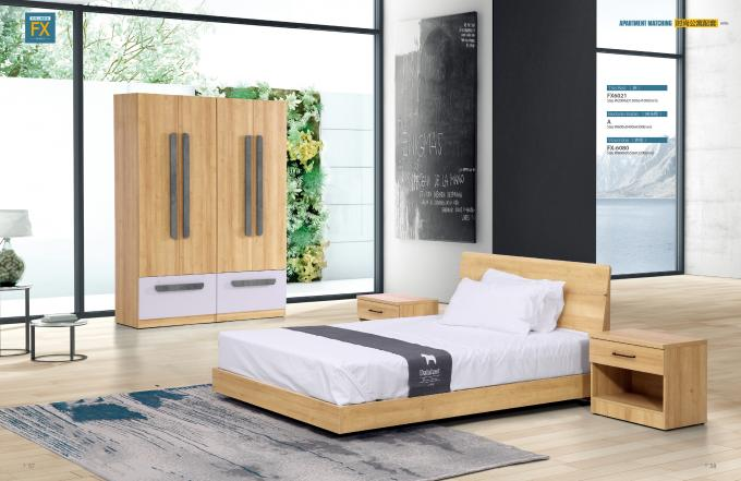 Commerical Hotel Bedroom Furniture Sets Customized Color And Size