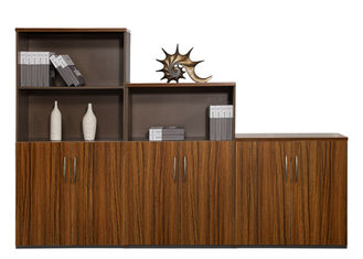 Anti - Scratch Modular Office File Cabinets / Home Filing Cabinets