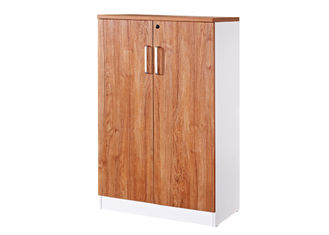 Combination Low Locking File Cabinet , Short Filing Cabinet Quite Closing