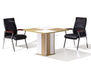 Commercial Furniture Modular Training Tables Customized Size Long Lifetime