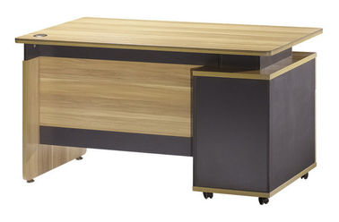 Multi - Fuctional Integrated Office Desk Furniture / Office Staff Table