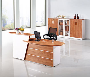 Fitness Center Reception Counter Desk / Hospital Reception Table